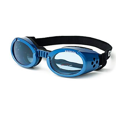 Doggles Eyeware for Dogs Frame / Blue Lens XLarge