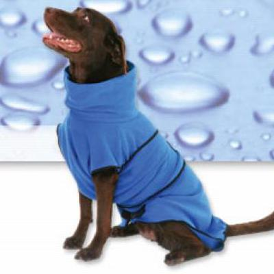 Fur Dry Wearable Microfiber Dog Towel XLg
