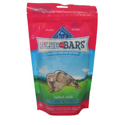 Blue Mini Bars Chicken Cheddar Dog Biscuits 8-oz
