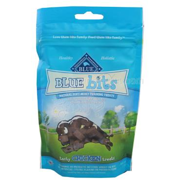 Blue Bits Chicken Soft Moist Training Treat for Dogs 4-oz