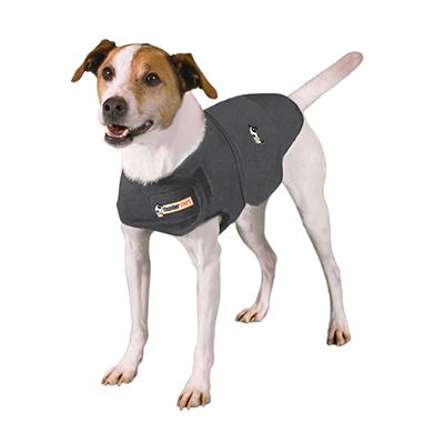 Thundershirt Calming T-shirt Grey Small