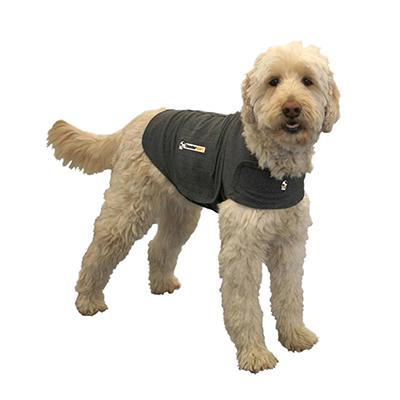 Thundershirt Calming T-shirt Grey XXLarge