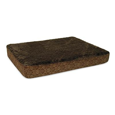Deluxe Double Thick Orthopedic Dog Bed 30 x 40-inches