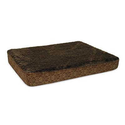 Deluxe Double Thick Orthopedic Dog Bed 36 x 48-inches
