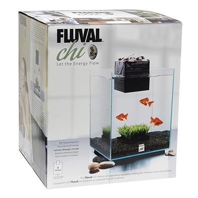 Fluval Chi 5 Gallon Aquarium Kit