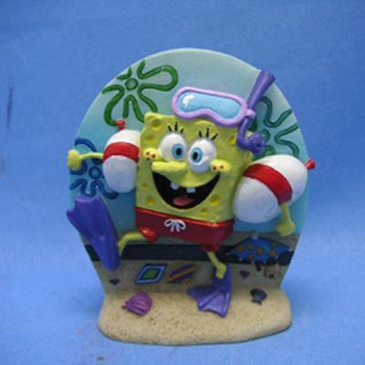 Spongebob Diver Air Ornament