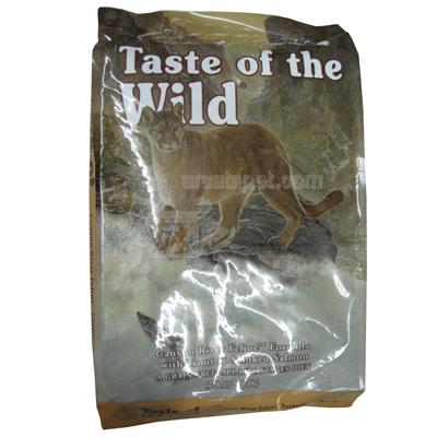 Taste of the Wild Canyon River Grain-Free Cat Food 15 Lb.