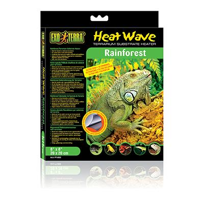 Exo Terra Heat Wave Rainforest Terrarium Heater Small