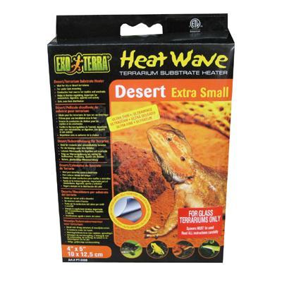 Exo Terra Heat Wave Desert Terrarium Heater XSmall