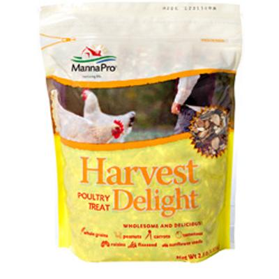 Harvest Delight™ Poultry Treat 2.5 pounds