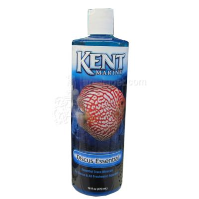 Kent Discus Essential Freshwater Trace Elements 16-oz.