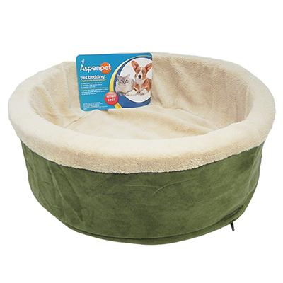 Aspen Pet 16-inch Cat Cup Cat Bed