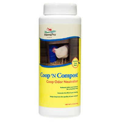 Coop'N Compost Coop Odor Neutralizer 1.75 lb