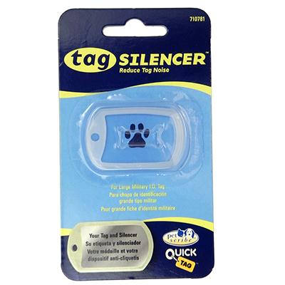 Dog Tag Silencer Military