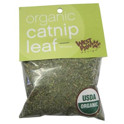 West Paw Organic Catnip Leaf .75oz