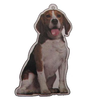Air Freshener 3 Pack Beagle