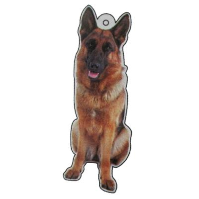 Air Freshener 3 Pack German Shepherd