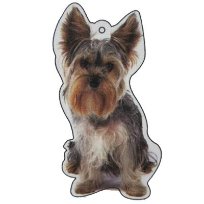 Air Freshener 3 Pack Yorkie