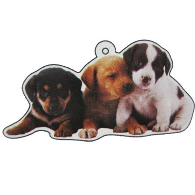 Air Freshener 3 Pack Puppies