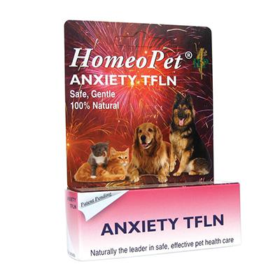 Homeopet Anxiety from Loud Noise Homeopathic Pet Remedy 15ML