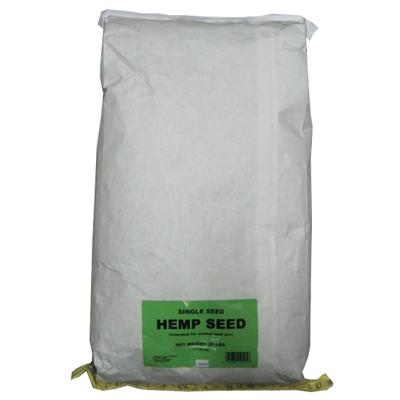 Volkman Sterilized Hemp Seed For All Seed Eating Birds 25lb.