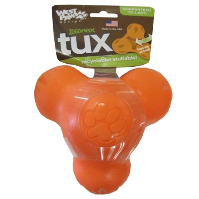 West Paw Large Tux Interactive Treat Dispensing Dog Toy