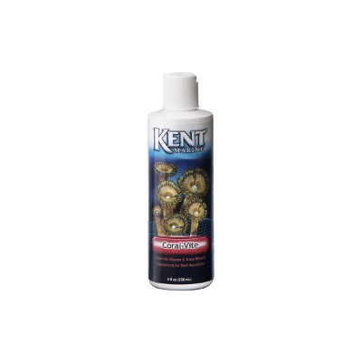 Kent Marine Coral-Vite Reef Aquarium Supplement 16-oz.