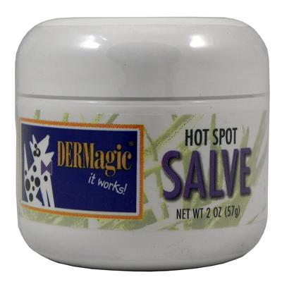 DERMagic Hot Spot Salve Skin Remedy for Dogs 2-oz.