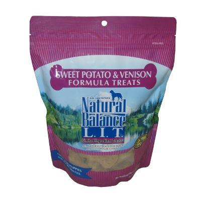 Natural Balance Sweet Potato and Venison Dog Treats 14-oz.
