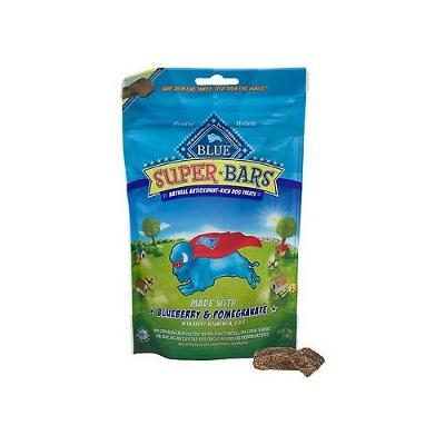 Blue Super Blueberry and Pomegranate Natural Dog Treats 7-oz