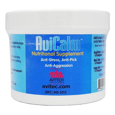 Avitech AviCalm Calming Supplement 16 ounce