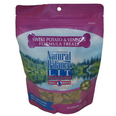 Natural Balance Venison and Sweet Potato Dog Treats Small