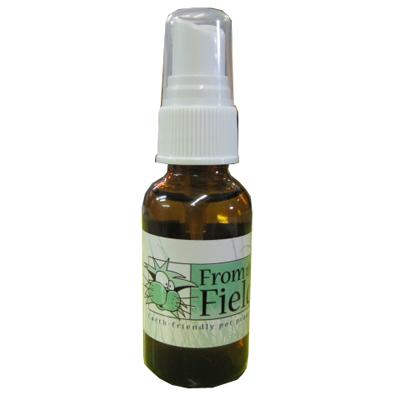 From the Field Catnip Oil Spray Rejuvenator 1-oz.