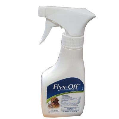 Farnam Flys-Off  Insecticide/Repellent Mist  for Dogs 6-oz.