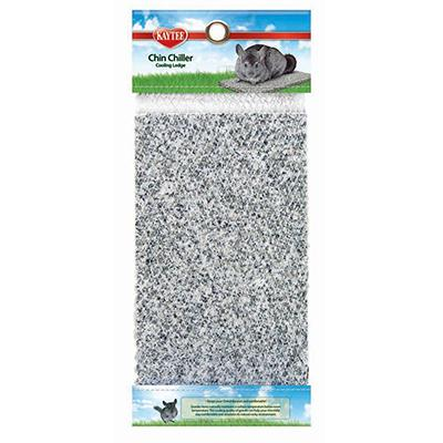 Chin-Chiller Chinchilla Granite Cooling Stone
