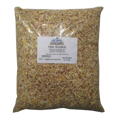 Home Grown Scratch Grain For Chickens 9.75 lbs