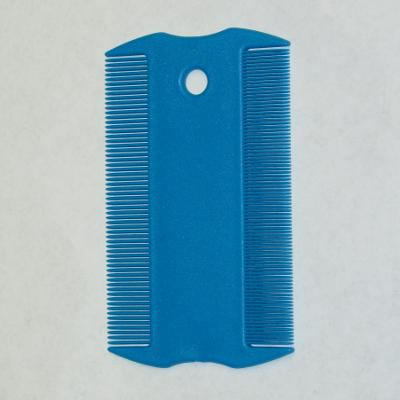 Flea Comb Bulk Plastic Double-sided