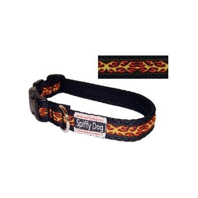 Spiffy Dog Small Flame Air Collar for Dogs