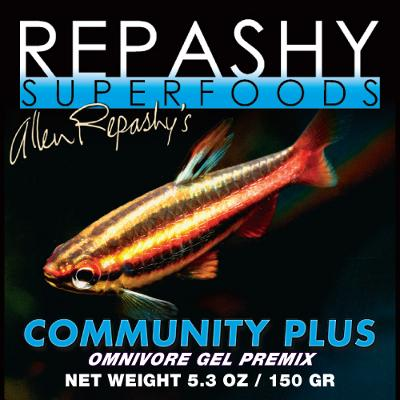 Repashy Community Plus Ominivore Gel Fish Food 5.3oz