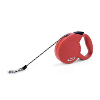 Flexi Freedom XSmall Red Retractable Leash for Dogs