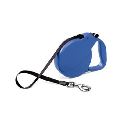 Flexi Explorer Large Blue 26' Retractable Lead for Dogs
