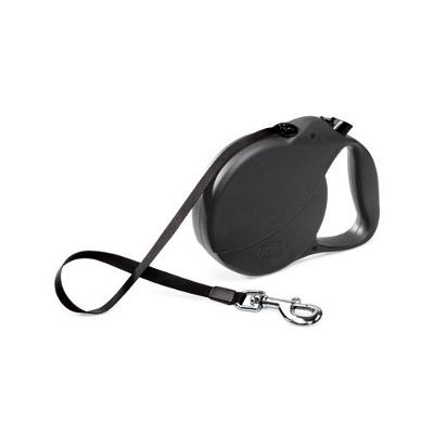Flexi Explorer Large Black 26' Retractable Lead for Dogs