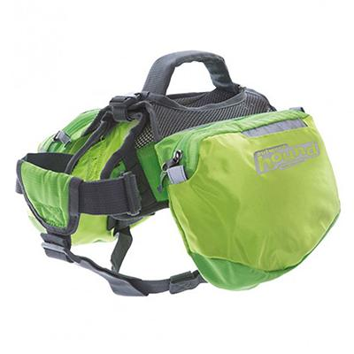 Outward Hound XLarge Green Backpack for Dogs