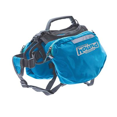 Outward Hound Small Blue Backpack for Dogs