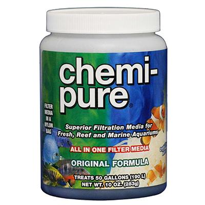 Boyds Chemi-Pure Aquarium Filter Medium 10-oz. Bag