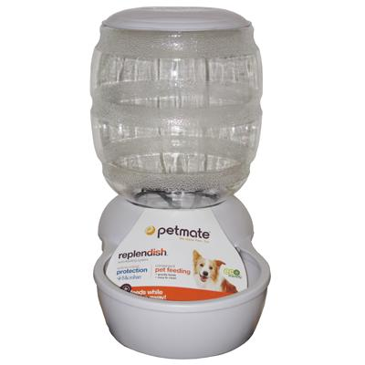 Replendish Automatic Gravity Feed Pet Feeder 10-Lb.