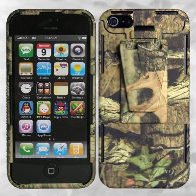 Connect Case iPhone 5 Phone Case Mossy Oak