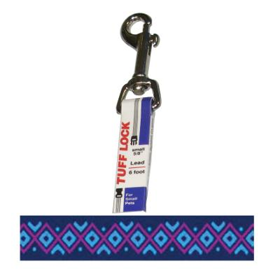 Tuff-Lock Small Inca Nylon Leash 5/8in x 6-ft.