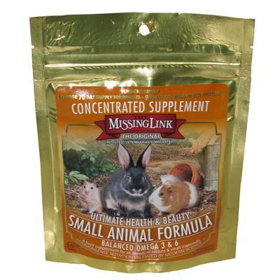 The Missing Link Small Animal Formula.