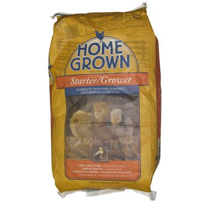 Home Grown 20% Chick Start and Grow for Poultry